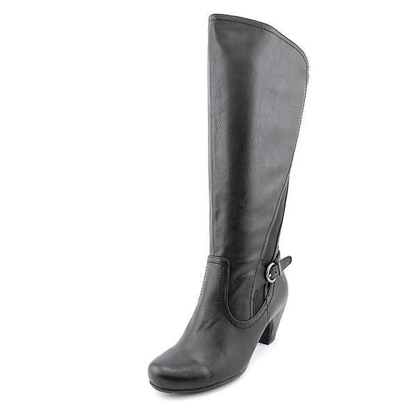 Bare Traps Womens Faylin Closed Toe Mid-Calf Fashion Boots