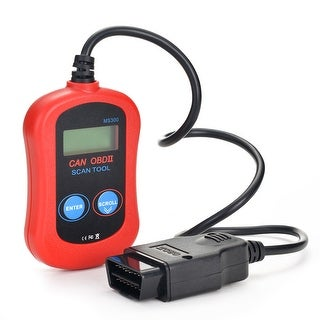 Fixm OBD2 Scanner Code Reader Car Diagnostic Scanner Scan Tool MS300