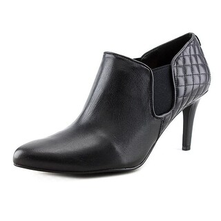 Cole Haan Maxfield Shootie Women Pointed Toe Leather Bootie