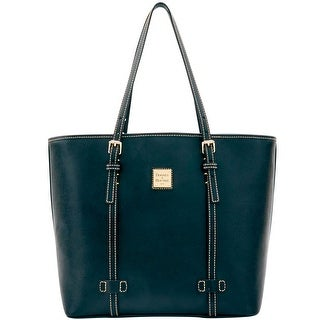 Dooney & Bourke Saffiano East West Shopper (Introduced by Dooney & Bourke at $268 in Sep 2016) - Black