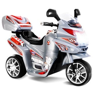 Link to Costway 3 Wheel Kids Ride On Motorcycle 6V Battery Powered Electric Similar Items in Bicycles, Ride-On Toys & Scooters