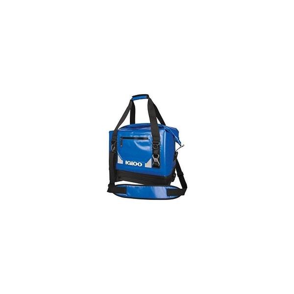 Igloo 62789 Sportsman Duffel Waterproof Cooler Ice Storage Bag Blue
