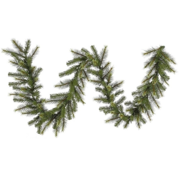 "9' x 16"" Jack Pine Artificial Christmas Garland - Unlit"
