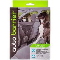 Bergan Auto Travel Dog Barrier-Black