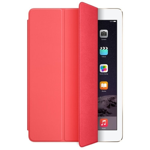 Original Apple Smart Cover for Apple iPad Air/Air 2 - Front Cover (Pink)