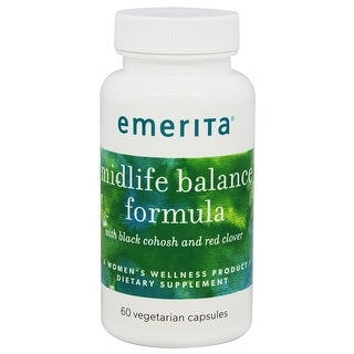 Emerita Midlife Balance Formula 60 Vcap