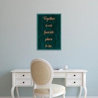Easy Art Prints Grace Popp's 'Spice Family Rules II' Premium Canvas Art