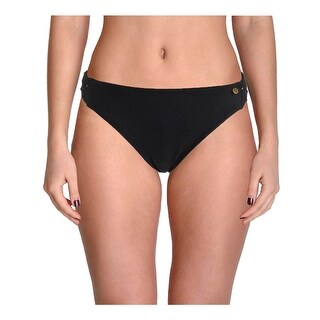 Raisins Womens Juniors Cocoa Beach Macrame Hipster Swim Bottom Separates