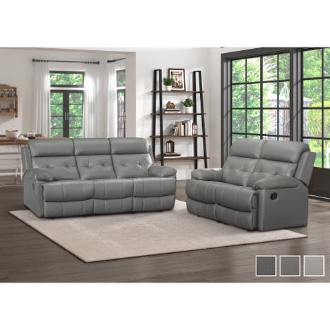 Romilly 2-Piece Reclining Living Room Set