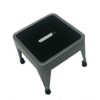 Cosco 11-010PBL One-Step Non-Folding Step Stool, Steel