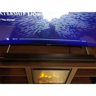 Samsung 3.1 340W Channel Soundbar with Wireless Subwoofer HW-MM55C/ZA Manufacturer Refurbished
