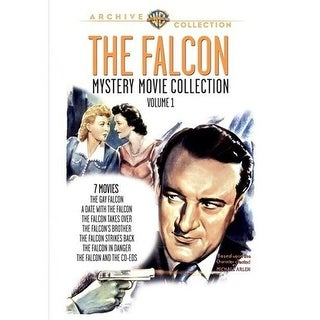 Falcon Mystery Movie Collection  Volume 1 DVD Movie 1941-43