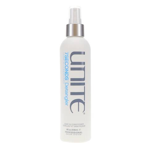 UNITE Hair 7 Seconds Detangler Leave in Conditioner 8 oz