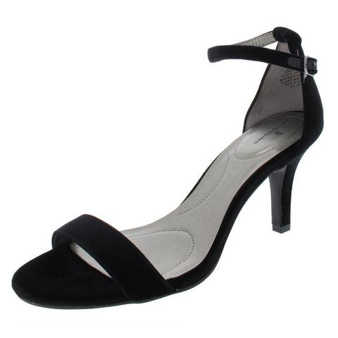 Bandolino Womens Madia Dress Sandals Solid Pumps