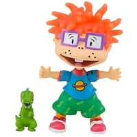 "Nicktoons Rugrats 3"" Action Figure: Chuckie - multi"