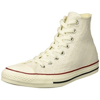 Converse Womens 160514F Fabric Hight Top Lace Up Fashion Sneakers