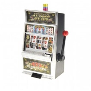 AZImport MPT777 Lucky Sevens Jumbo Slot Machine Bank Replica