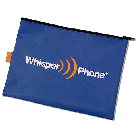 Whisperphone Deluxe Storage Pk/12 Pouch Classpk