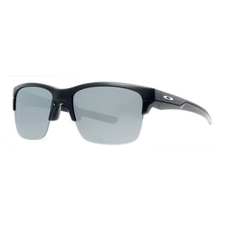 OAKLEY Square Thinlink OO9316-06 Men's 06 Matte Black Black Sunglasses - 63mm-11mm-136mm