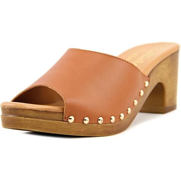 Callisto Locale Women Cognac Sandals