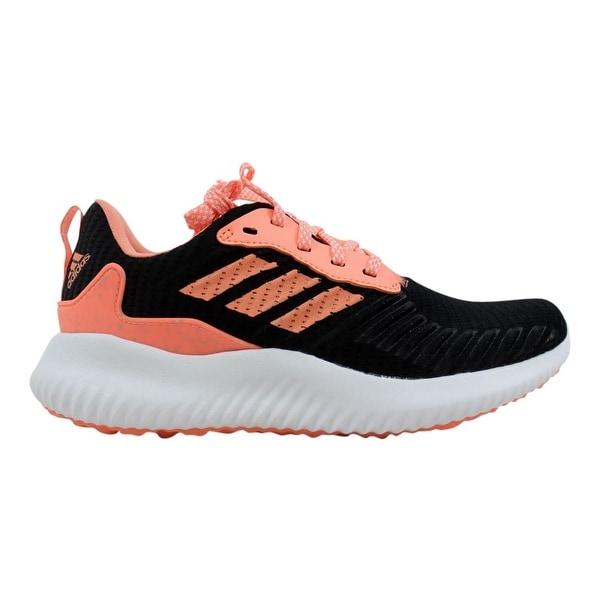 8c4bfb4f4 Adidas Alphabounce RC W Black Pink Women  x27 s CG4789 Size 5.5 Medium
