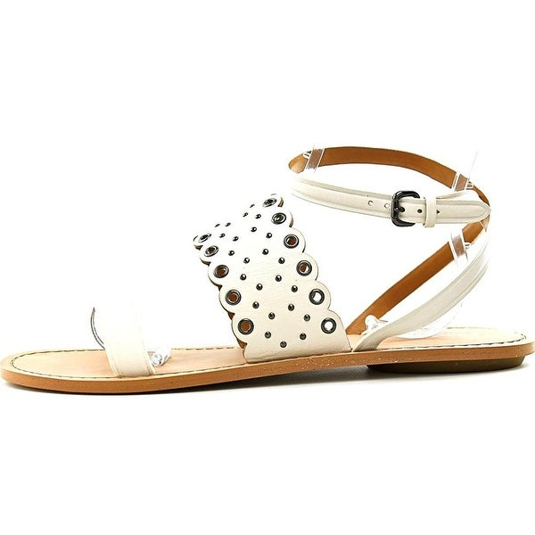 Coach Womens Clarabel Open Toe Casual Ankle Strap Sandals