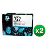 HP 727 DesignJet Printhead (B3P06A) (2-Pack)