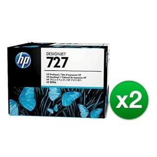 HP 727 DesignJet Printhead B3P06A (2-Pack) 727 Printhead