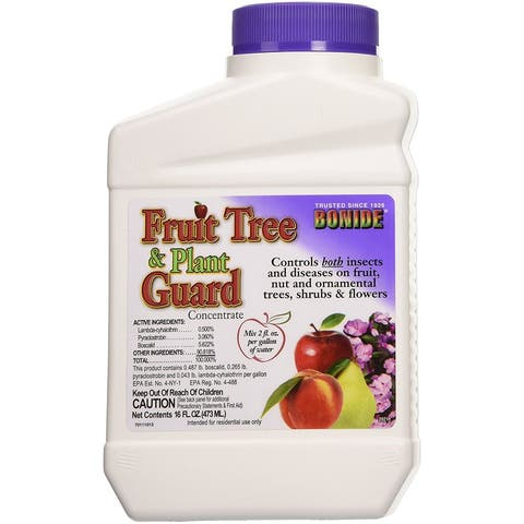 Bonide 2021 Fruit Tree and Plant Guard Concentrate, 1 Pint