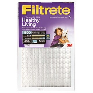 2015-6 25 x 25 x 1 in. Ultra Allergen Filtrete Filter - Purple,
