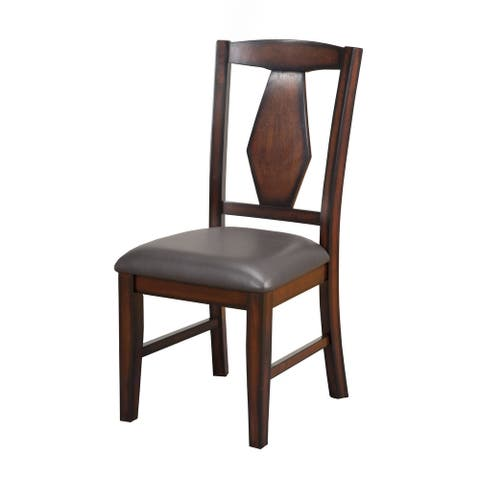Tuscan Hills Upholstered Dining Chairs, Set of 2