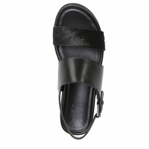 Naturalizer Women's Emory Flat Sandal - 5