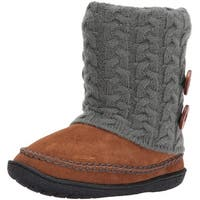 Staheekum Brand Womens Annika Closed Toe Ankle Cold Weather Boots