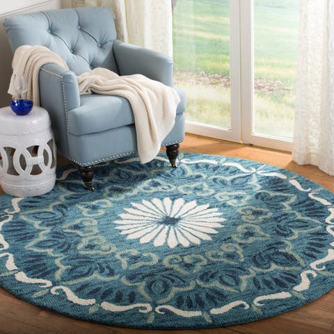 Safavieh Handmade Novelty Ashely Wool Rug