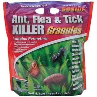 Bonide 60613 Ant, Flea & Tick Killer Granules, 10 lbs