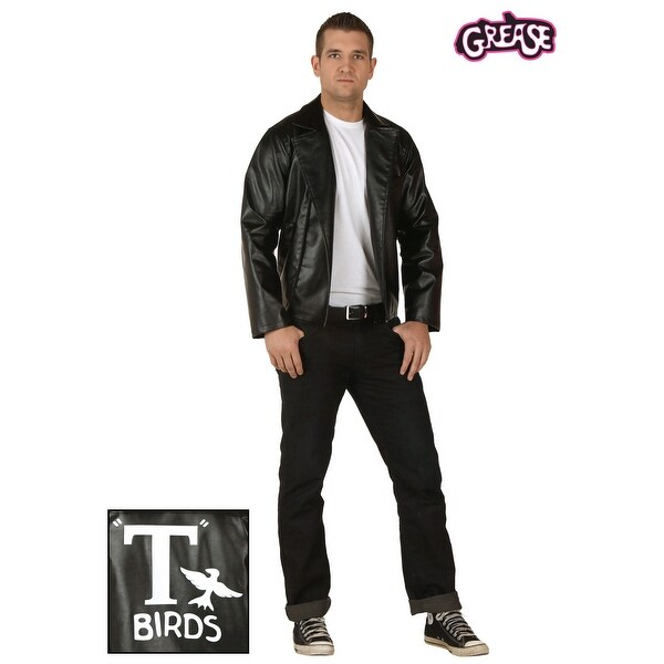 Adult Grease T-Birds Jacket