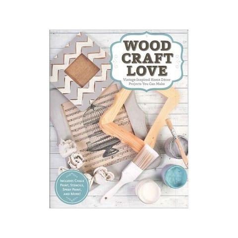 Do5477 design originals wood craft love bk