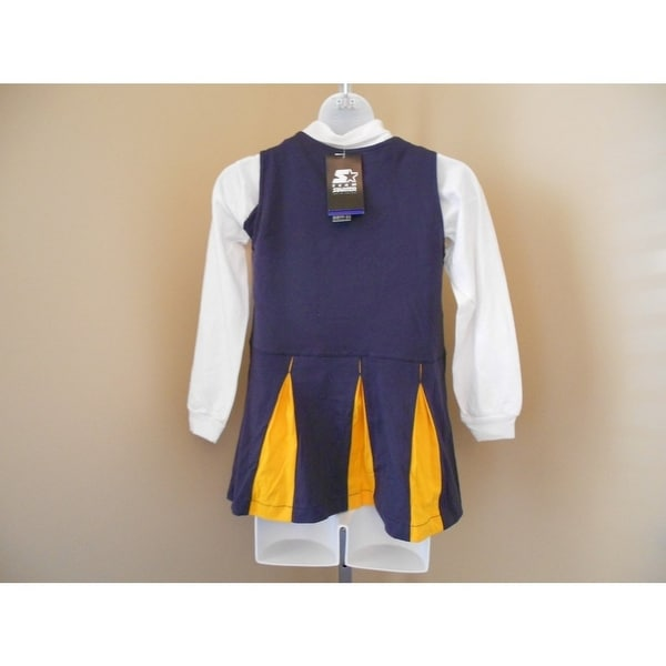 86608fad Shop Dress Up Costume Halloween Cheerleader Dress Girls Sizes 2T-3T ...