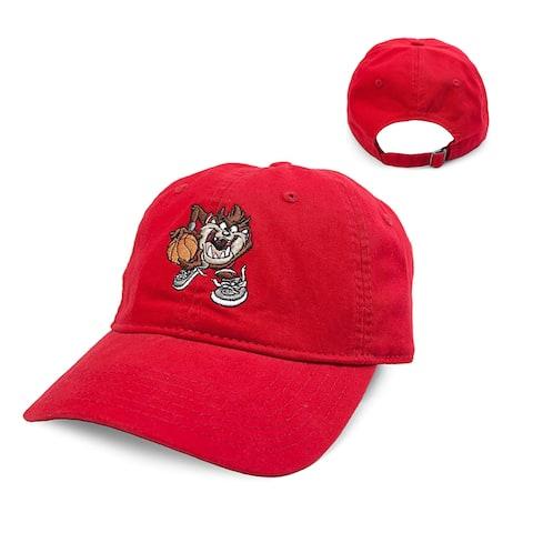 Looney Toons Baseball Hat Cap Women Men Teen Adult -Tazz Tasmanian Devil
