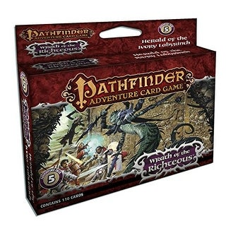 Pathfinder Adventure Card Game: Wrath of the Righteous Adventure Deck 5: Herald
