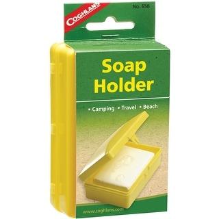 Coghlan's 658 Soap Holder, Yellow