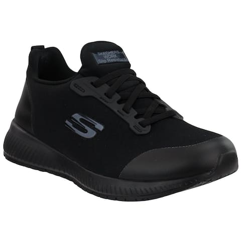 Skechers Squad Sr Electrical Work Womens Work Safety Shoes Casual