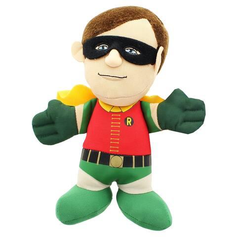 "Batman Classic TV Series 7"" Robin Plush Figure - Multi"