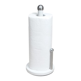 Kitchen Details Rust Resistant Paper Towel Holder, 6x6x13.8 Inches (2 options available)