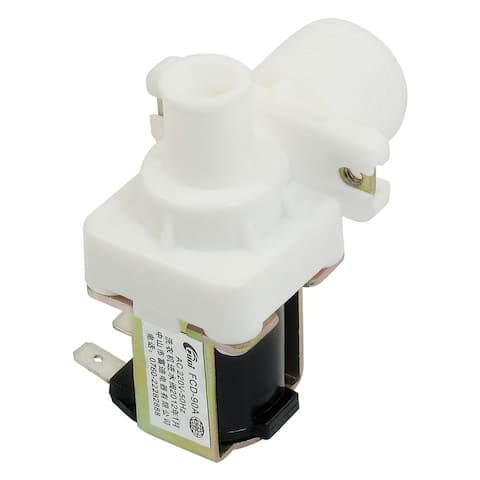 AC220V Single Pipe Water Inlet Solenoid Valve for Washing Machine
