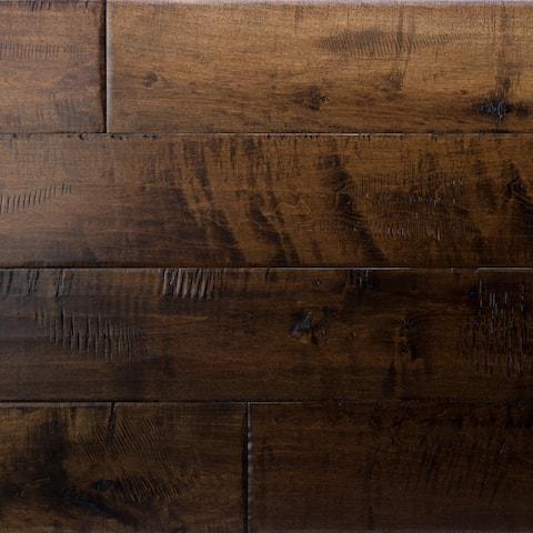 """Miseno MFLR-ATHENS-E Aegean Engineered Hardwood Flooring - 5"""" Planks (35 SF / Carton) - Maple Athens"""