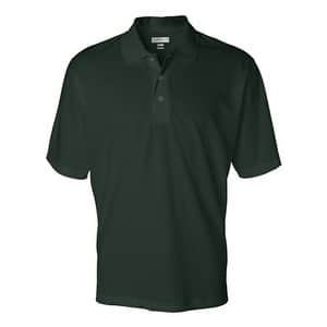 Augusta Sportswear Wicking Mesh Sport Shirt - Dark Green - M