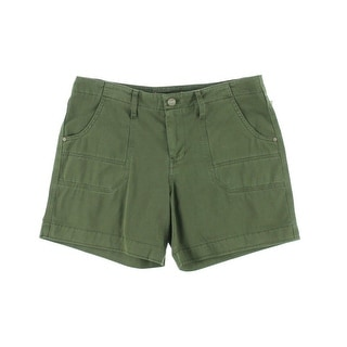 Sanctuary Clothing Womens Juniors Cotton Flat Front Casual Shorts - 27