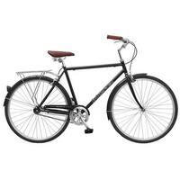Micargi ROASCA-M-53-SLT BL Black Steel Frame Fixed Bike