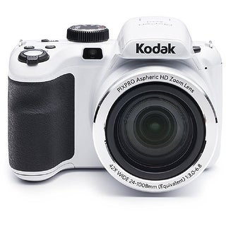 Link to Kodak PIXPRO Astro Zoom AZ421 Digital Camera, 42X Opitcal Zoom (White) Similar Items in Digital Cameras